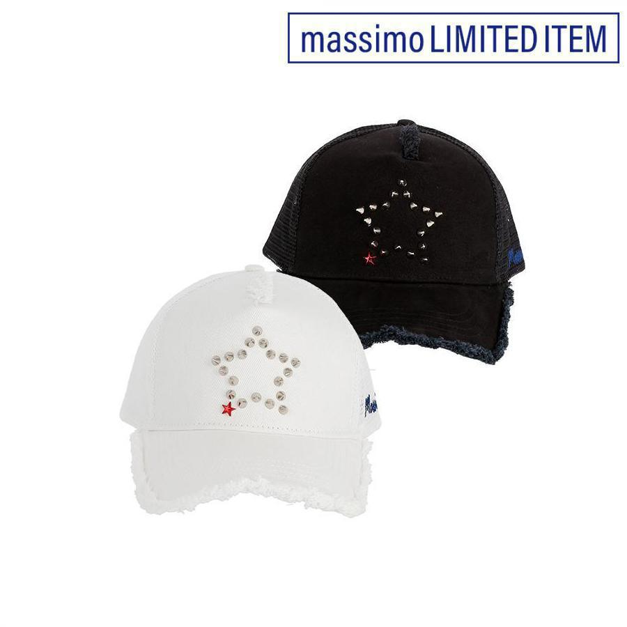 StarLean Cap Men's『massimo LIMITED ITEM』SILVER
